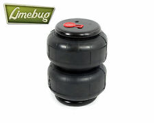 "Twin Bellow Air Bag, Masters Of Air Single Port 1/2"" VW Rear Air Ride Airbag MOA"
