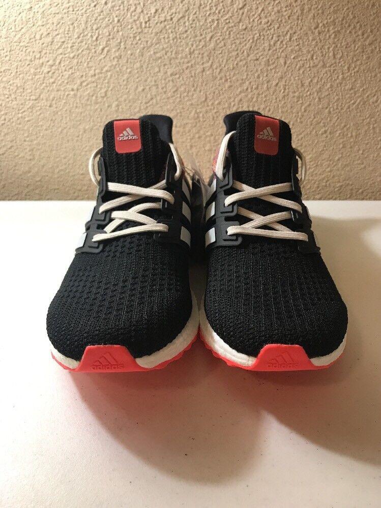 ad0dd6092f7 ... NEW MI Adidas Ultra Boost Black Rainbow 4.0 Custom Authentic Size 10.5  100% Authentic Custom ...