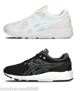 SCARPE ASICS ONITSUKA TIGER GEL KAYANO TRAINER EVO SHOES SHUHE H5Y3Q 9090 0101
