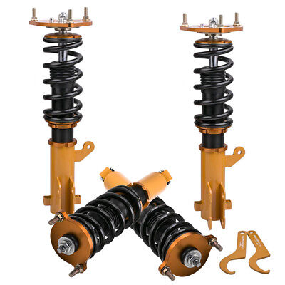 New Coilovers Kit For Mitsubishi Eclipse 00-05 Adjustable Height Shocks Damper