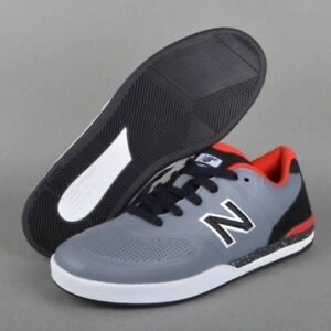 Details about New Balance Logan 637 GreyRed