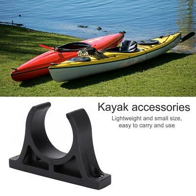Kayak Paddle Clips Durable Plastic Paddle Oar Holder Clips Canoes Rowing Boayu