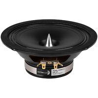 Dayton Audio Ps65lp-4 6-1/2 Ultra Efficient Low Profile Full-range Driver 4 Ohm on sale