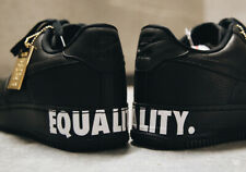 the best attitude 49e6a 1ee69 Nike Air Force 1 Low Comfort Black History Month Equality ...