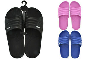 Children-amp-Adult-Size-Sliders-Slip-on-Eva-Foam-Beach-Sandal-Flip-Flops-Slides-41