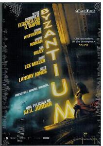 Byzantium-DVD-Nuevo