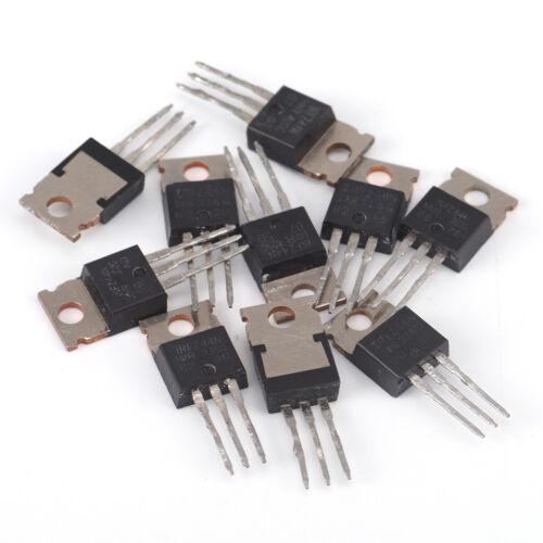 10x 55V 49A IRFZ44N IRFZ44 Power Transistor MOSFET N-kanal Best YR