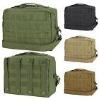 Condor Tactical Utility Carry Shoulder Bag Modular MOLLE Detachable Strap 137