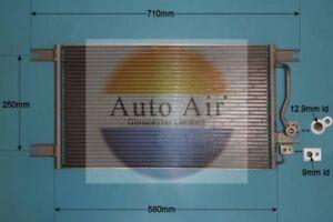 Fit-con-MITSUBISHI-L-200-del-condensatore-aria-condizionata-16-1442-2L