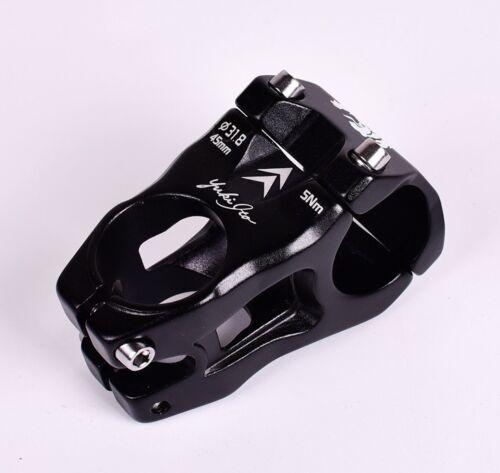 KRSEC Aluminium 0° stems MTB Mountain XC AM DH Bike Bicycle Short Stem 31.8*45mm