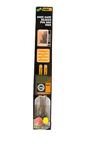 Fox-Edges-Arma-Point-Wide-Gape-Beaked-PVA-Bag-Rig-Micro-Barbed-Vorfaecher-Rigs