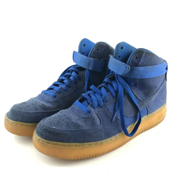 07 Hyper 806403 1 Cobalt Force Air Blue 400 Size Men's 13 High Nike Lv8 tQodsrxChB