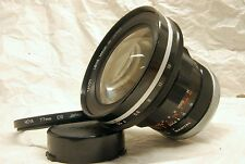 Canon FL 19mm f/3.5 R Manual Focus, Wide-Angle Lens, AE-1 / A1 / F1