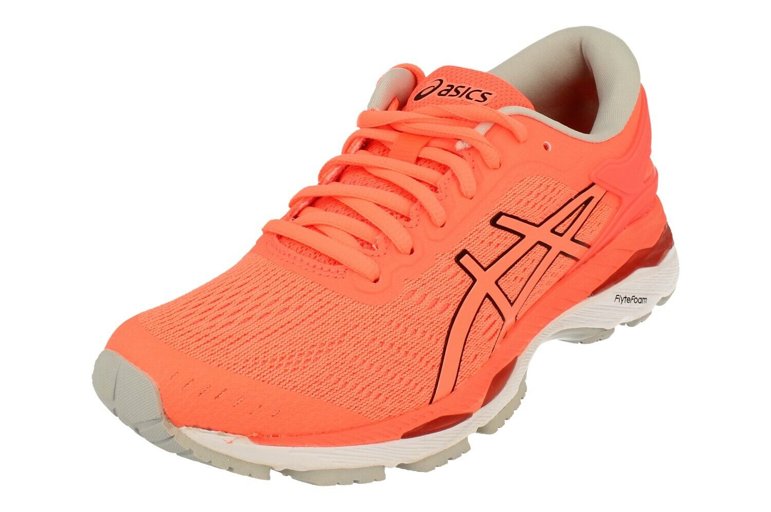 Asics Gel-Kayano 24 Womens Running Trainers T799N Sneakers shoes 0690