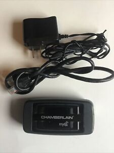 Chamberlain MyQ Internet Gateway with Power Supply Garage Door Monitor CIGBU//C