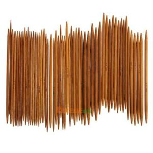 Surina Bamboo Wooden Double Pointed Needles Set 3.0mm