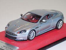 1/43 Tecnomodel Aston Martin DBS Skyfall Silver / Silver wheels Leather Lim. 2