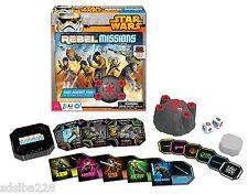NEW Star Wars Rebel Missions game Rebels board game Disney XD