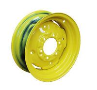 1 John Deere Front Tractor Tire 6x16 6 Hole Wheel Rim 16x6