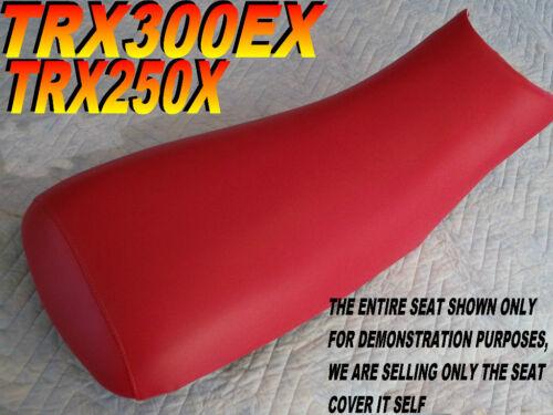 TRX300EX seat cover for Honda TRX300 EX TRX250X TRX250 Red 310A
