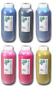 1-Set-4L-CMYK-6L-CMYKClMl-Premium-Eco-Solvent-Tinte-034-Eco-Green360-034