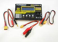 TURNIGY Accucell 6 80W 10A Charger Balancer LiPo LiPoly LiFe NiMh NiCd J6