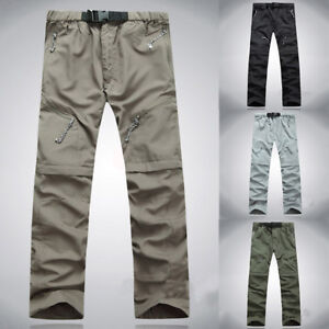 cargo men Hiking pants for