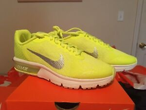 Details about Nike Air Max Sequent 2 (GS) 869994 700 size 4Y 7Y