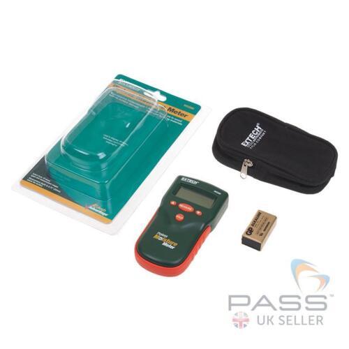 10 bois de types Extech MO280 portable sans Moisture Meter affichage LCD * Nouveau