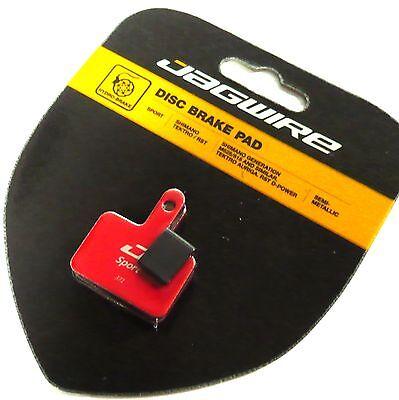 Resin Y68 BR-M465 BR-M447 BR-M446 Brown gobike88 Shimano B01S Disc Brake Pads