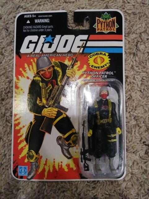 G.I. Joe 25th Anniversary - Python Patrol Officer - MOC