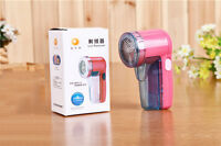 Electric Fluff Lint Remover Shaver Clothes Fuzz Fabric Sweater Shaving Device