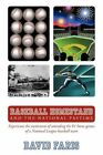Baseball Homestand The National Pastime 9781456723811 by David Faris Paperback