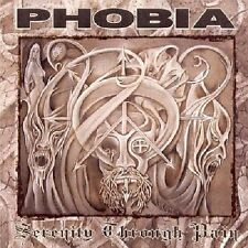 Phobia - serenity through pain (CD), Neuware