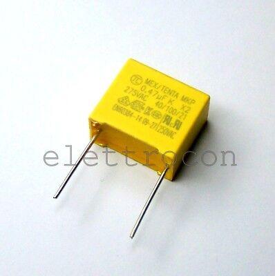 18nF KP 0.018uF BC 2pcs-PHILIPS 63 V 1/% polypropylène condensateur 222246041803