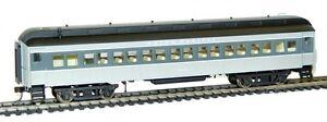 Rivarossi-Union-Pacific-60ft-Coach-1350-HO-Scale-Train-Car-HR4195