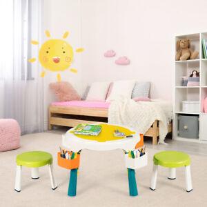 5 in 1 Kindersitzgruppe Kinder Spieltisch klappbar