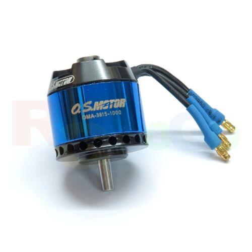 Engines BRUSHLESS OUTRUNNER MOTOR OMA-3815-1000KV # OS51010915 O.S