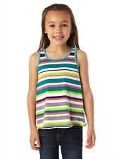 Roxy Kids Sz 5 Shirts Tank Tops Clear View