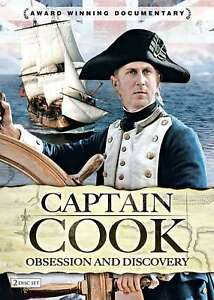 New-CAPTAIN-COOK-Obsession-amp-Discovery-Documentary-2-Disc-DVD-Set