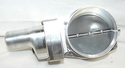 Performance 90MM Fly By Wire Throttle Body For GM Z06 LS3 LS7 L76 L77