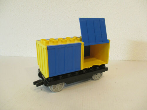 A10 Anhänger  AUSWAHL LEGO DUPLO Eisenbahn Personenwagen Güterwagen Waggon