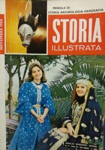 STORIA-ILLUSTRATA-NOVEMBRE-1960-LUIGI-II-DI-BAVIERA-ARABIA-SAUDITA-TROTZKIJ
