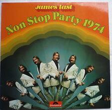 JAMES LAST - Non stop party 1974 - Club-LP