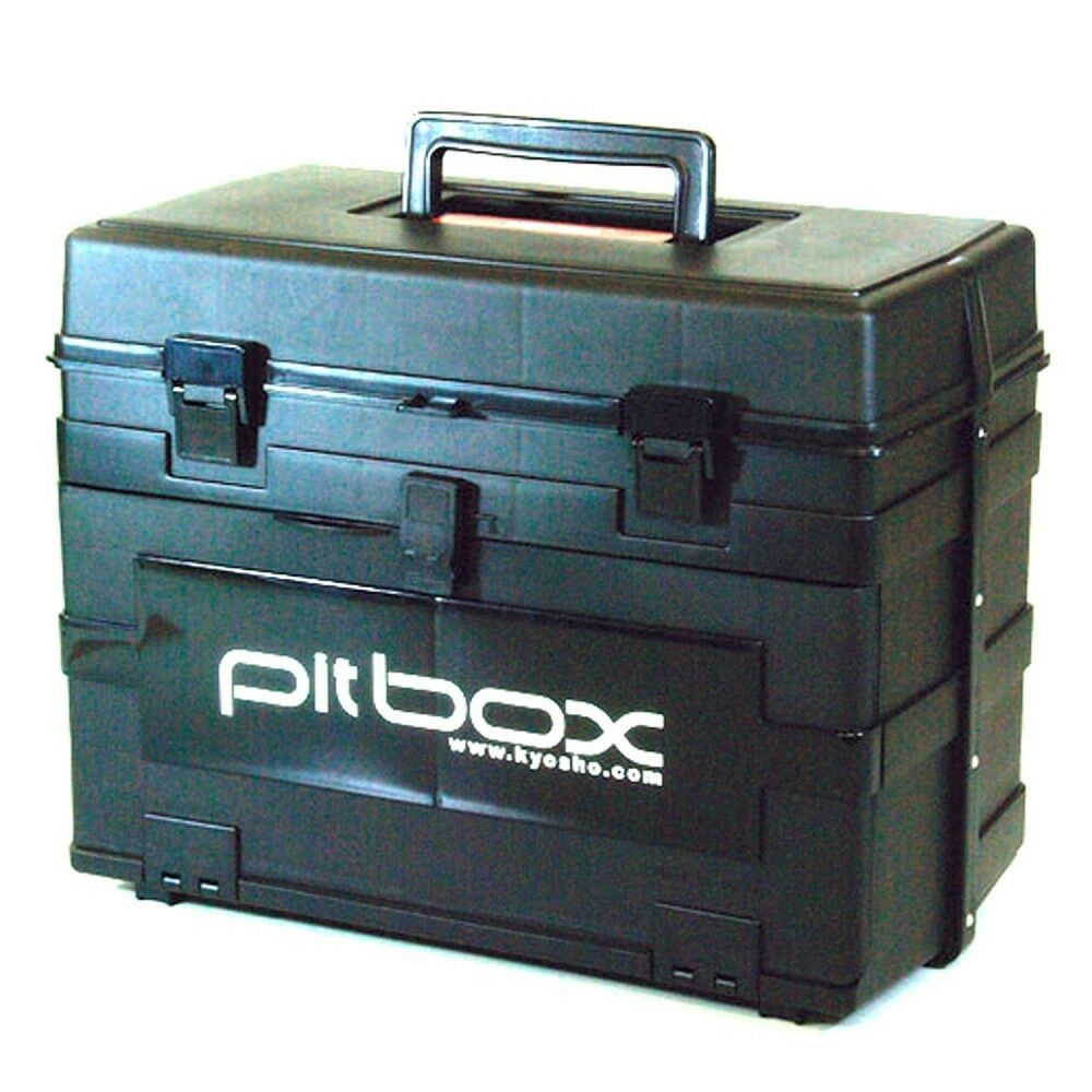 KYOSHO R C tools box  Pit box  80461 Hobby Accessories Japan NEW