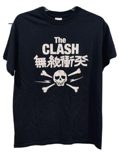 "The Clash 2008 ""Radio Clash"" Japan T-Shirt   Blac… - image 1"