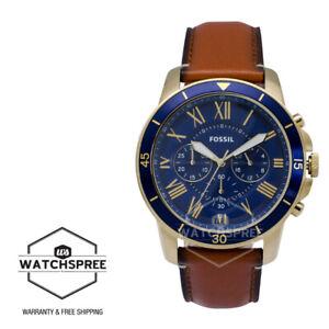 Fossil-Grant-Sport-Chronograph-Men-039-s-Watch-FS5268