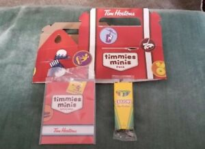 Collect your favorites! Vintage Tim Hortons Melamine Timmies Sign