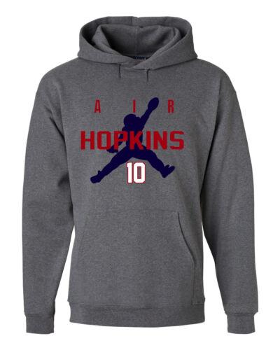 "DeAndre Hopkins Houston Texans /""Air Hopkins/"" Hooded SWEATSHIRT HOODIE"