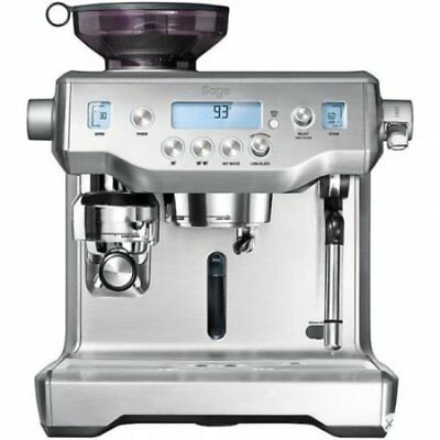 Sage The Oracle Espresso Coffee Machine Maker Automatic Silver BES980 RRP £1700